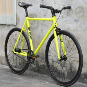 velo a pignon fixe extra-strada-fixie-jaune